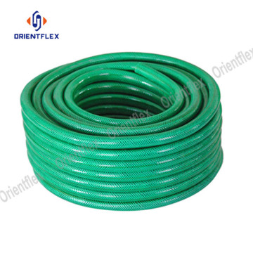 "1/2"" 3/4"" pvc braided garden water hose"