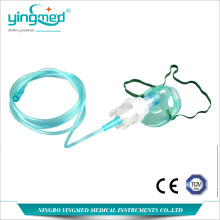 China for Best Medical Nebulizer Mask With Mouthpiece,Nebulizer With Mouth Mask,Medical Nebulizer Mask,Disposable Nebulizer Mask Manufacturer in China Medical PVC Disposable Nebulizer Mask supply to Brazil Manufacturers