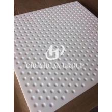 PTFE Dimpled Sheet Plastic PTFE Plate