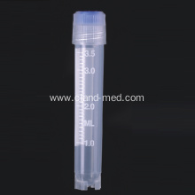 High definition Cheap Price for Best Centrifuge Tube,Freezing Tube,Pcr Tube Strip,Microcentrifuge Tubes for Sale PP Cryo Vials for Medical Use supply to Mauritania Manufacturers