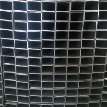 pre galvanized square tube rectangular tube price list