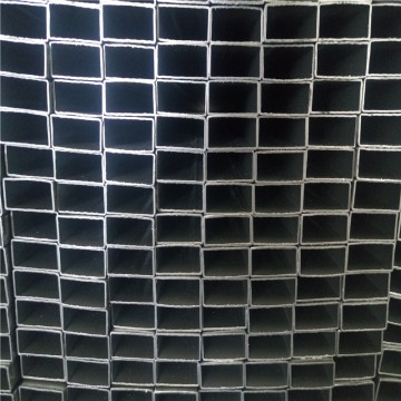 Pre-galvanized Rectangular Stainless Steel Tube