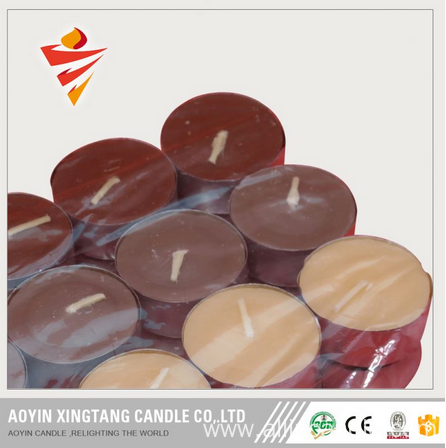 23g 8 hours Tealight Candle Hot Sale