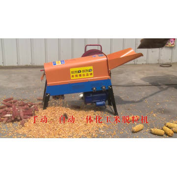 Low Cost Electronic Corn Peeler Machine