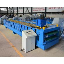 Double Sheet Roll Forming Machine