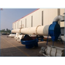 Rotary Dryer Used In Biomass Fuels Industry