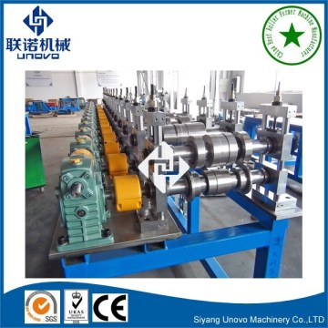 c shaped lip channel cold rolling machine