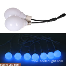 12V Music Control 60mm DMX Led Rgb Bulb