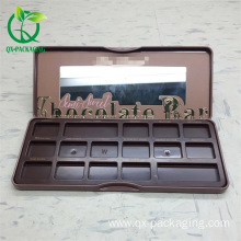 Chocolate shaped box eyeshadow