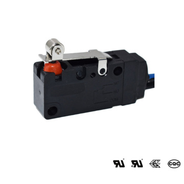 UL Certificated Waterproof Roller Micro Switch