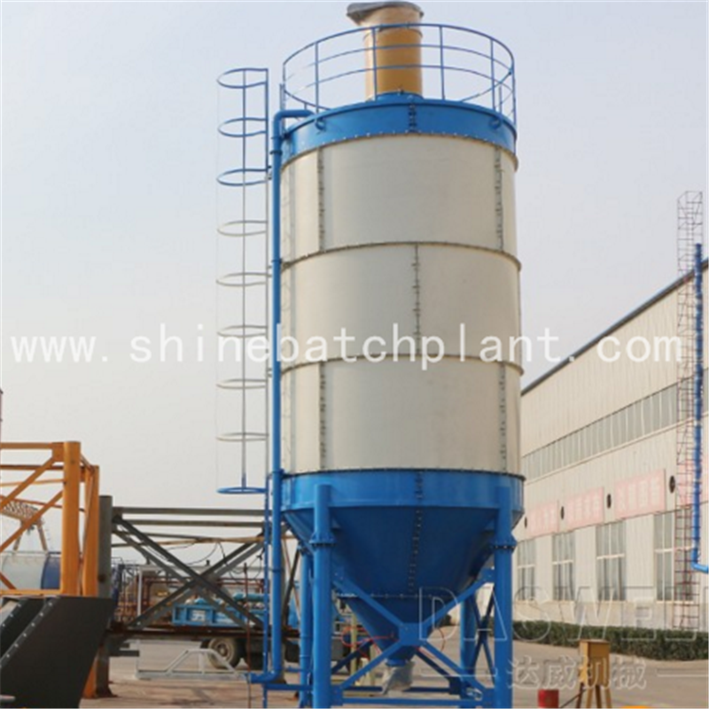 Flake Cement Silo For Construction
