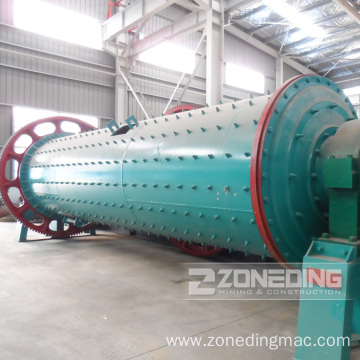 Energy Saving Quartz Sand Ball Mill