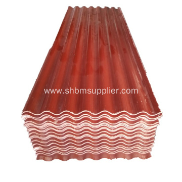 Lightweight Fireproofing MgO Roof Tile