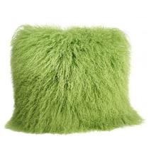 ODM for Mongolian Lamb Fur Cushion Real Fur Cushion Covers supply to Mali Factories