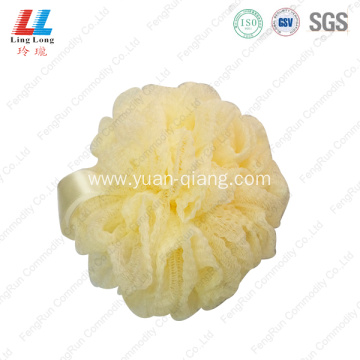 body exfoliating mesh foam bath sponge supplies