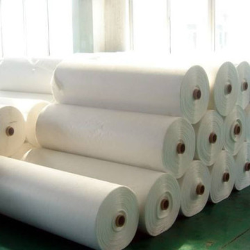 Construction Material Short Fibre Fabric Geotextile