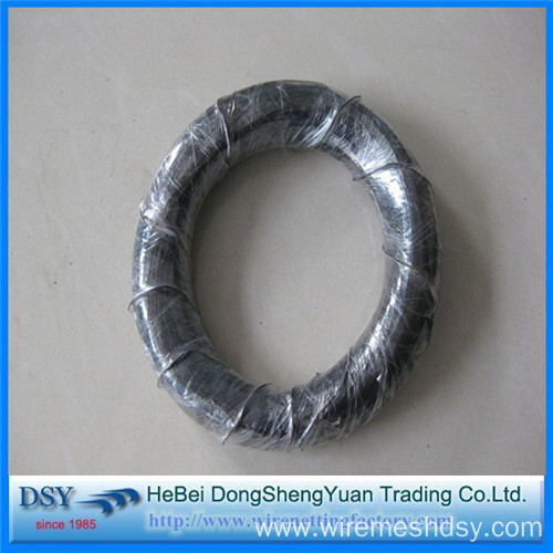 Dark Annealed Steel Wire Black Wire