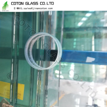 Water Jet Glass Cutting