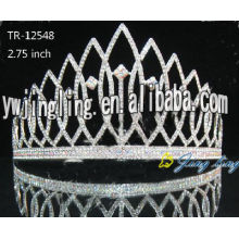 Beauty Pageant Wholesale Crystal Wedding Tiara
