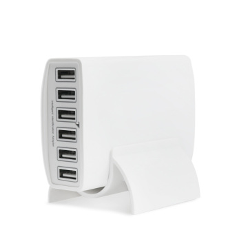 Amazon Basics Multi-USB Phone Charger