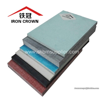 High Density Fireproof Non-Asbestos Fiberglass MgO Board