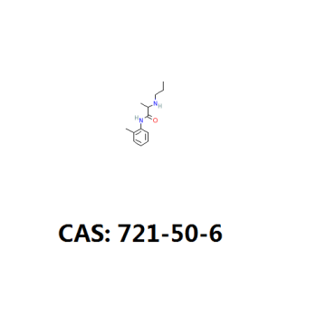 Prilocaine Api Cas 721-50-6 Purity 99%