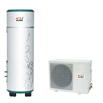 Customized Supplier for for Innovative Domestic Hot Water Heat pump water heater for shower export to Pitcairn Suppliers