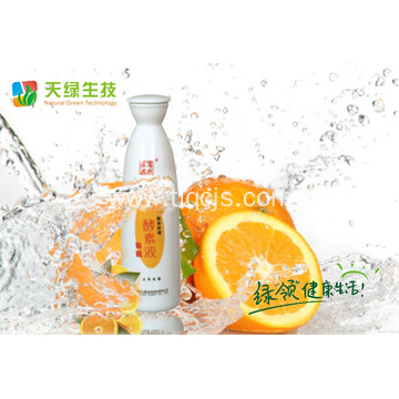 Good Quality for Enzyme Essence Liquid Shaw 's good navel orange enzyme solution export to Bhutan Importers