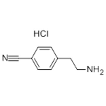 4-CYANOPHENYLETHYLAMINE HCL CAS 167762-80-3