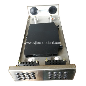 1X8 PLC splitter with SC/APC connector