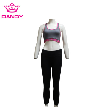 Custom Fitness Yoga Gear For Women