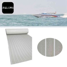 Melors Anti-skip Faux Teak Marine Boat Deaking Sheet