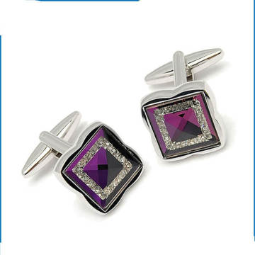 Fashion Beautiful Custom Women Cufflinks