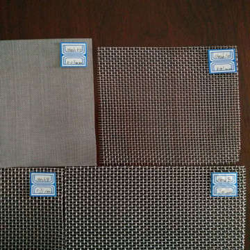 304SS Reverse Dutch Weave Stainless Woven Mesh