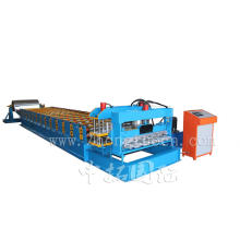 Galvanized Roofing Sheet Glazed Tile Roll Forming Machine