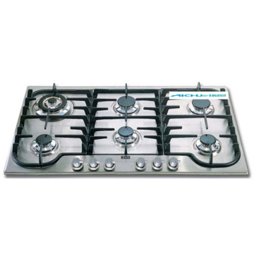Glen Gas Stove Cooktop India With 6 Burners