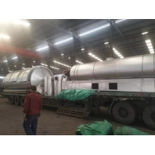 profitable tire pyrolysis machines