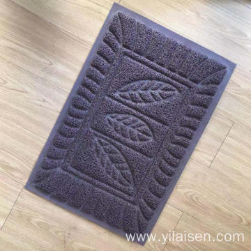 PVC embossed design single color joint mat