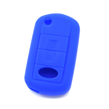 magnetic silicone car key holder for Land Rover