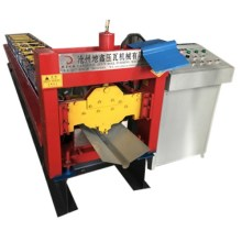 DX metal roof ridge cap roll forming machine
