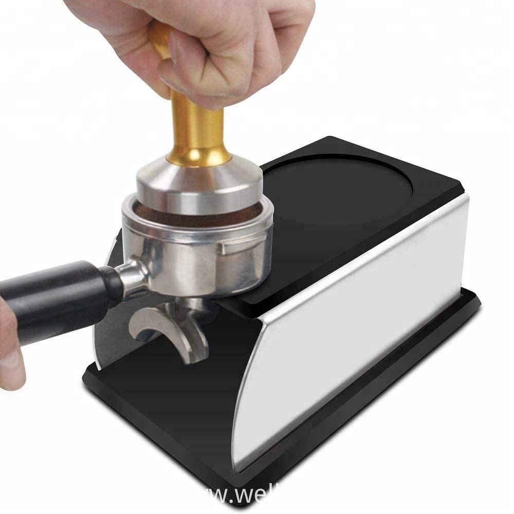 Stainless Steel Tamper Stand