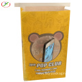 Bobb clear window paper bag