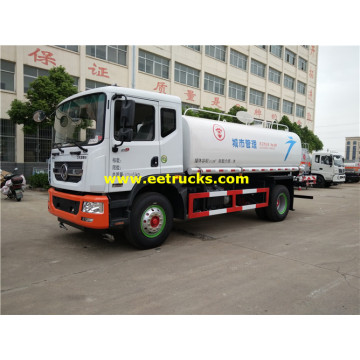 12000L 180hp Water Spray Tanker Vehicles