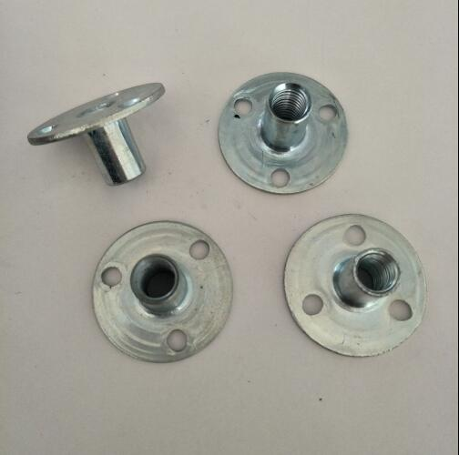 zinc plated tee nuts for cliff climbing