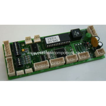 Shaft Communication Board  DHL-270 LG Sigma Elevators