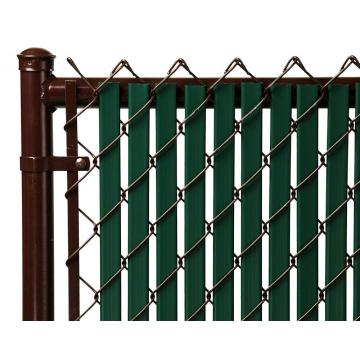 Black used chain link fence for sale factory