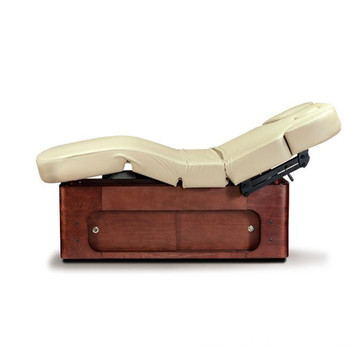 High Class Wooden Frame Electric Massage Table