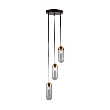 single light bubble glass kitchen pendant light
