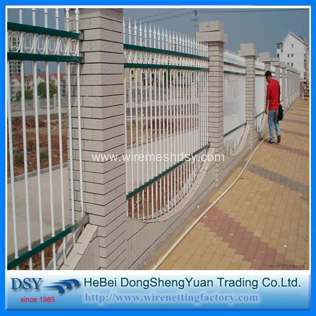 Cheap New Type Decorative Wrought Iron Fence