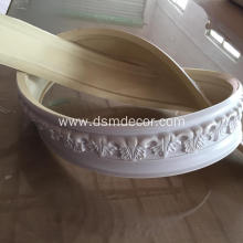 Best quality and factory for Flexible Carved Corner Mouldings PU Flexible Decorative Molding supply to Italy Exporter
